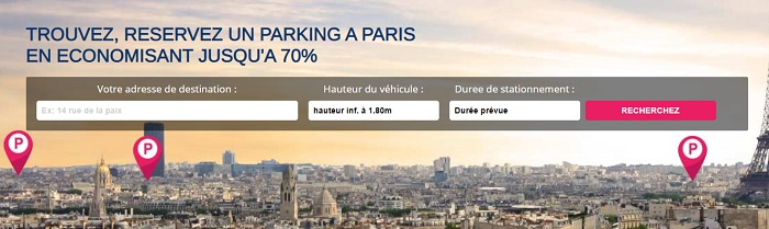 parking gare montparnasse